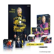 ROSS ANTONY - Tatort Liebe (CD+Tasse + Poster +....Limitierte Fan-Box Edition)