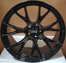 22 Rims Gloss Black Wheels Hellcat Fit Dodge RAM 1550 Dakota Durango Aspen 24