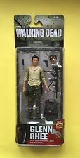The Walking Dead Serie de TV 5 Figura. 2014... Glenn Rhee.. en Perfecto Estado. Raro