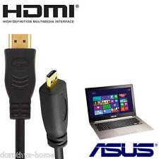 ASUS TAICHI 21, TRANSFORMER BOOK T300 chi Laptop HDMI Micro Tv 2m Cavo Di Piombo