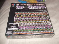 3d vision  mb 500 pcs jigsaw puzzle,new