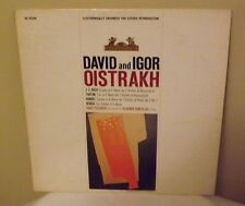 David & Igor Oistrakh-Works by Bach, Benda, Handel, Tartini Heliodor-HS25009-LP
