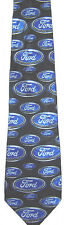 FORD SYMBOL NECKTIE NEW TIE HOT CARS V8 LOVER OF THE MUSTANG MODEL T FALCON