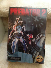 PREDATOR 2 CITY HUNTER VIDEO GAME APPEARANCE ACTION FIGURE NON-MINT BOX