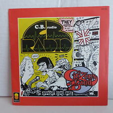 CITIZEN'S BAND CB Radio 410153 Pochette dessin