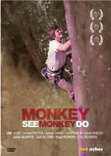 MONKEY SEE MONKEY DO DVD - CLIMBING BOULDERING MOVIE