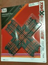 AW Auto World Intersection HO Slot Car Track 00174 ~ fits AFX/Tomy ~NIP~