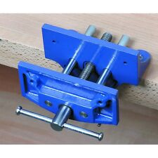 6 in. Portable Carpenter's Wood Working Bench Clamp Vise