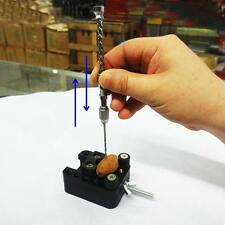 New Semi-automatic Handdrill Suit Micro Hobby Craft Jewelry Wood Mini Hand Drill