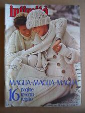 INTIMITA' n°1599 1976  con inserti [GS50]