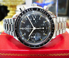 Mens OMEGA Speedmaster Automatic Chronograph Stainless Steel Watch