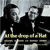 Flanders & Swann - (At the Drop of a Hat/Live Recording, 1991)