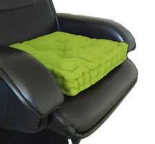 Chunky Dining Garden Office Armchair Chair Cushion Adult Booster Seat Thick Pads