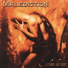 MALEDICTION - ESCLAVE DU VICE - CD NEW & SEALED - ROCK HEAVY METAL