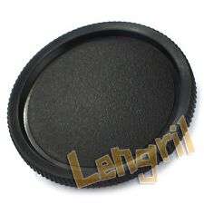 2 pcs Plastic Black Body Cap for Leica M LM M9 M8 M7 M6 M5 M4 M3 M2