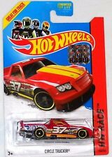 2014 HOT WHEELS RLC FACTORY SET RACE CIRCLE TRUCKER LIMITED TO 450