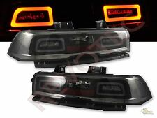 Smoke LED Tail Lights 2014-2015 Chevy Camaro  RH & LH 1 Pair Play & Play