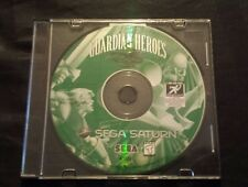 Guardian Heroes (Sega Saturn, 1996) Disc Only!! RARE!!