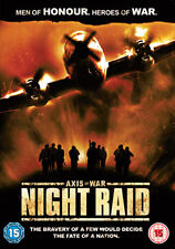 AXIS OF WAR: NIGHT RAID - DVD - REGION 2 UK