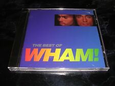 WHAM! (GEORGE MICHAEL) - IF YOU WERE THERE: THE BEST OF CD MINT + FREE UK P&P