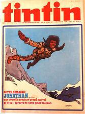 b)TINTIN du 4/02/1975  N°6; La conquête de l'Himalaya/ Savoir acheter
