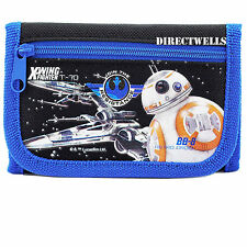 Disney Star Wars Robot Black Wallet