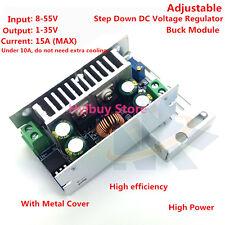 DC 12V~48V to DC 5V~24v 15A Adjustable Buck Module Step Down Voltage Regulator
