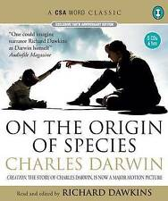 On the Origin of Species (Csa Word Classic), Darwin, Charles, Good, Audio CD