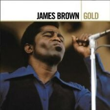 """JAMES BROWN """"GOLD"""" 2 CD NEW+"""