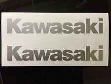 Kawasaki Decals / Stickers x2