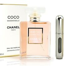 COCO CHANEL MADEMOISELLE COCO 5ML EDP decantato RICARICABILI TRAVEL SPRAY NEBULIZZATORE