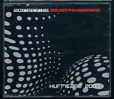 SCORPIONS BERLINER PHILARMONIKER HURRICANE 2000 CD SINGOLO CDS SINGLE