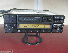 Mercedes Benz Becker Radio BE1692 - Serviced - Security code - Removal keys -