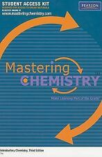 MasteringChemistry™ Student Access Kit for Introductory Chemistry (Masteri