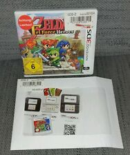 The Legend of Zelda: tri Force Heroes (Nintendo 3ds, 2015) nuevo