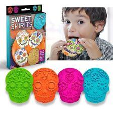 Fred&Friends Schädel Spirits Cookie Kunchen fomrer Cutter stamper