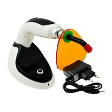 Dental Curing Light Lamp lámpara fotocurado 2000MW LED Luz Lámpara Black Color A