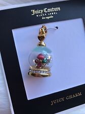 NWT Juicy Couture Snow Globe Charm Moscow Nights breathtaking!