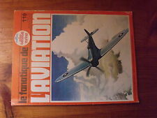 $$a2 Revue Le Fana de l'Aviation N°119 Canon F-106  Spitfire  Thorpe Park