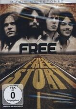 Free - The Free Story (DVD, 2008) Brand new and sealed