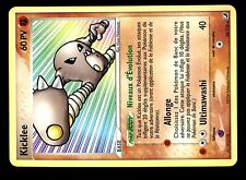 POKEMON EX FORCES CACHEES RARE N°  25/115 KICKLEE