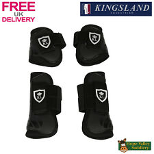 Kingsland Bice Protection Tendon and Fetlock Boots (Set of 4) 154-HG-379