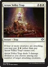 Arrow Volley Trap  x4 NM Duel Decks: Speed Vs. Cunning MTG White Uncommon