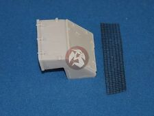 Tank Workshop 1/35 M3A1 / M3A3 Lower Exhaust Stack (for Academy/AFV Club) 350111