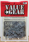 1/72 Scale Resin Wooden Crates Stowage Set #C1 - Value Gear Details