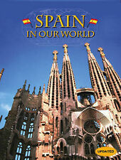 Countries in Our World: Spain, Ryan, Sean, Good Condition Book, ISBN 1445108119