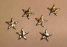 GOLD STARS for Model Horse Tack / Costume Making