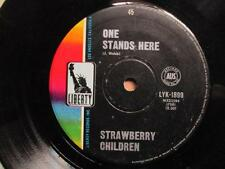 Strawberry Children, Love Years Coming/One Stands Here, psych, Aust press