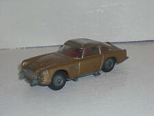 Corgi Toys Aston Martin DB5 James Bond Goldfinger car gold paint