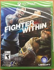Fighter Within for Xbox One (Brand New and Sealed) ***FREE SHIPPING***